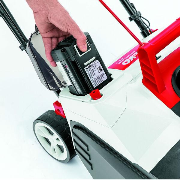 Snöslungor | Batteridriven snöslunga AL-KO ST 4048 EnergyFlex (med batteri och laddare)
