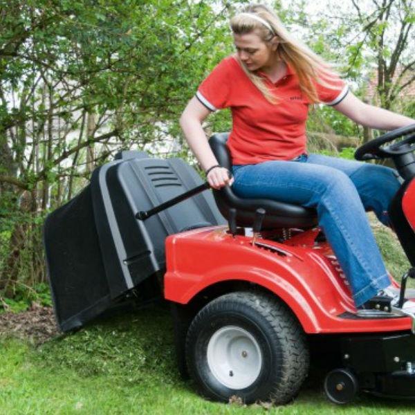 Trädgårdsmaskiner | Trädgårdstraktor MTD OPTIMA LN 200 H