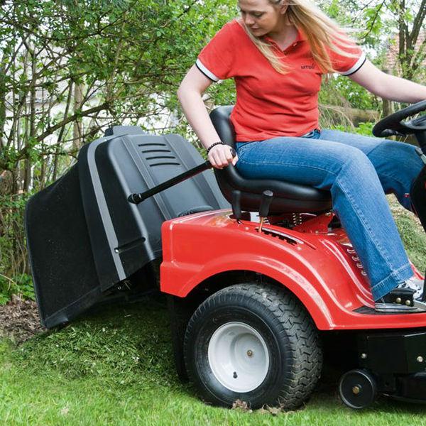 Trädgårdsmaskiner | Trädgårdstraktor MTD SMART RE 125