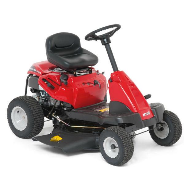 Trädgårdsmaskiner | OPTIMA Minirider 76 SDE