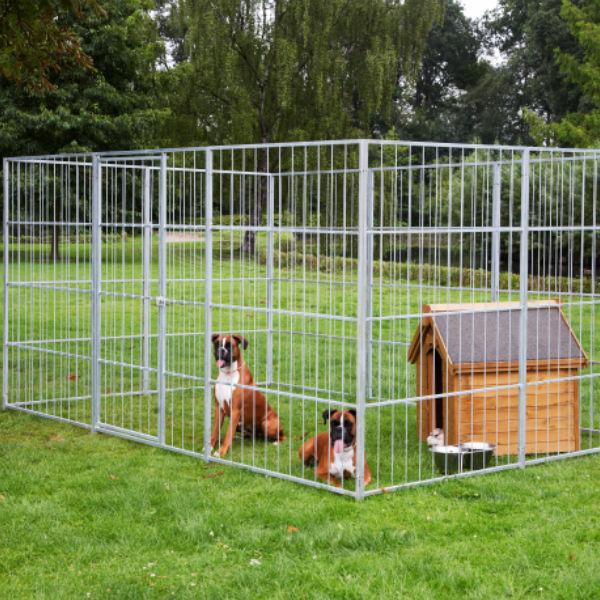 Hundgårdar | Hundgård 120 x 240cm