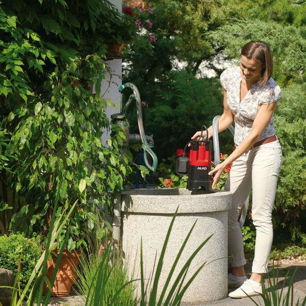 Vattenpumpar | Dränkbar pump AL-KO SUB 10000 DS Comfort