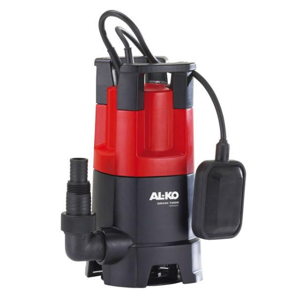 Vattenpumpar | Dränkbar pump AL-KO DRAIN 7000 Classic