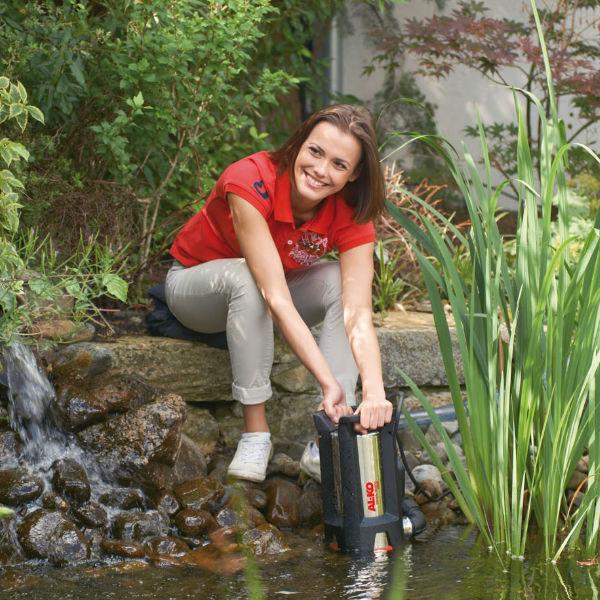 Vattenpumpar | Dränkbar pump AL-KO DRAIN 10000 Inox Comfort