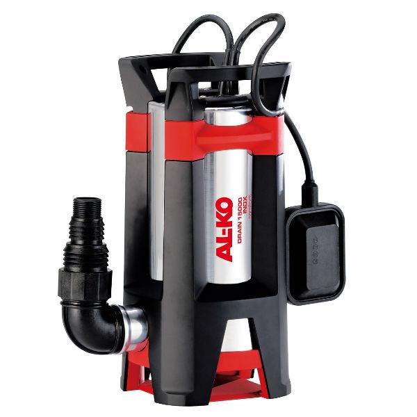 Vattenpumpar | Dränkbar pump AL-KO DRAIN 15000 Inox Comfort