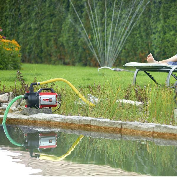 Vattenpumpar | Tryckpump AL-KO JET 3000 Classic