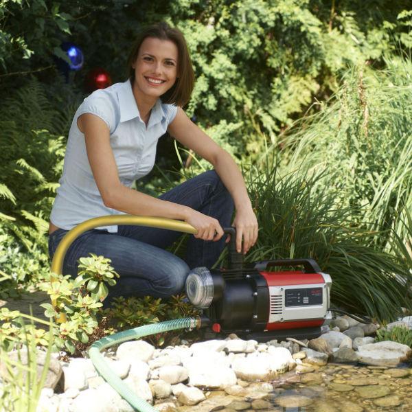 Vattenpumpar   Tryckpump AL-KO JET 4000/3 Premium