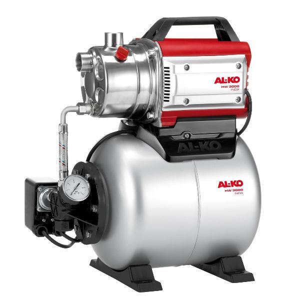 Vattenpumpar | Hydroforpump AL-KO HW 3000 Inox Classic