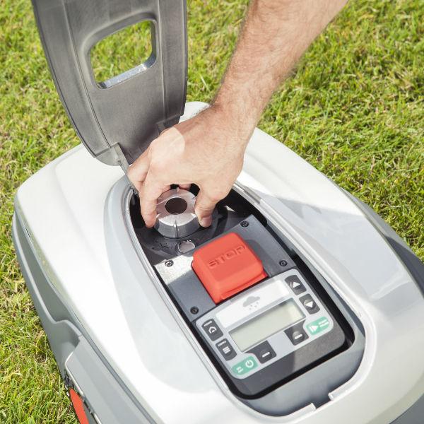 Gräsklippare | Robotgräsklippare AL-KO Robolinho 500 I