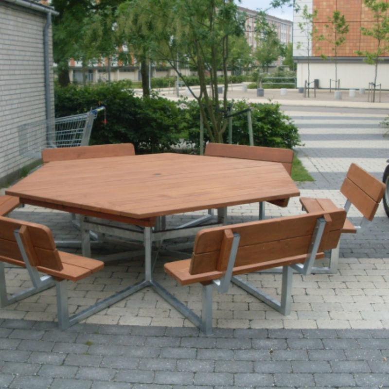 Picknickbord & Parkbord | Bänkbord Sexan