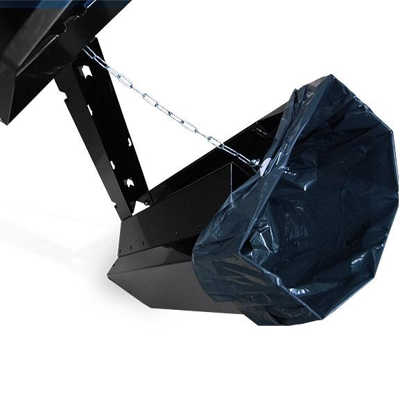 Papperskorgar | Papperskorg Tilt 40L - 5 Pack