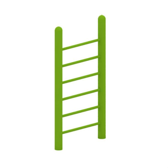 Utegym | Utomhusgym Vertikal stege