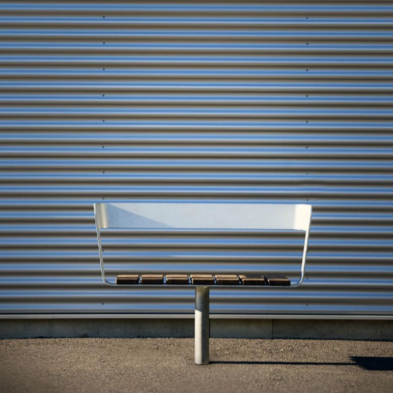 Parkbänkar | Soffa Spin