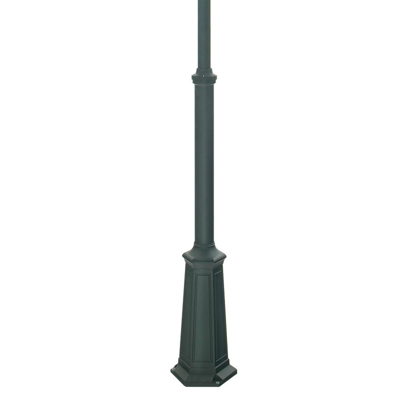 Belysningsstolpar | Belysningsstolpe Firenze, inkl 1 armatur - 2,56-1,93 m