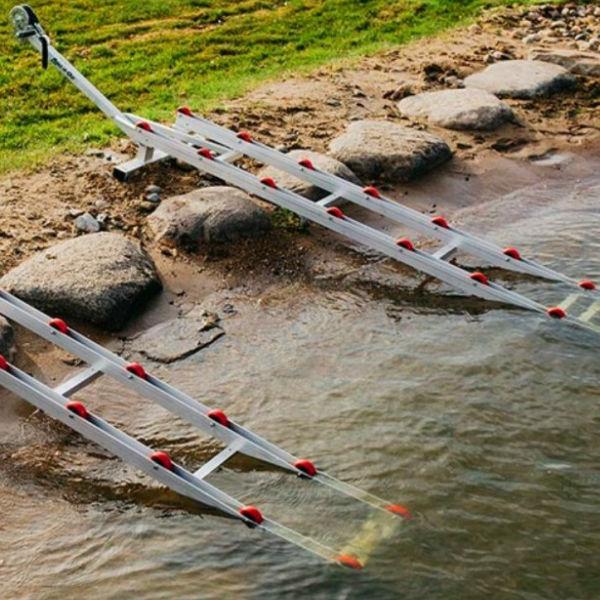Båtramper & vattenskoterramper  | Vattenskoter Strandramp