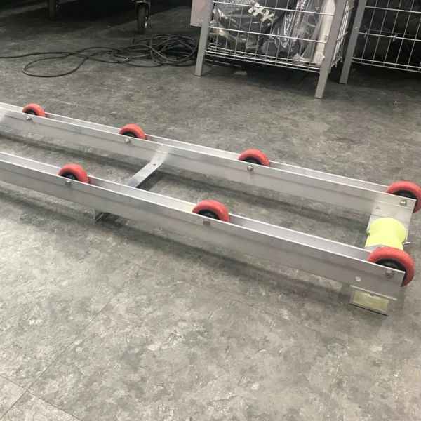 Båtramper & vattenskoterramper    Förlängning 250 cm till Strandramp