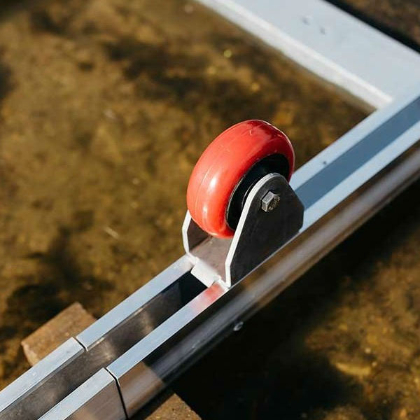 Båtramper & vattenskoterramper  | Förlängning till 550 kg Strandramp 275 cm
