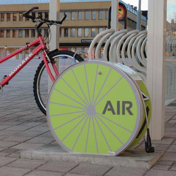 Cykelpumpar | Cykelpump ALTAO Grön