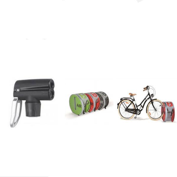 Cykelpumpar | Cykelpump ALTAO Orange