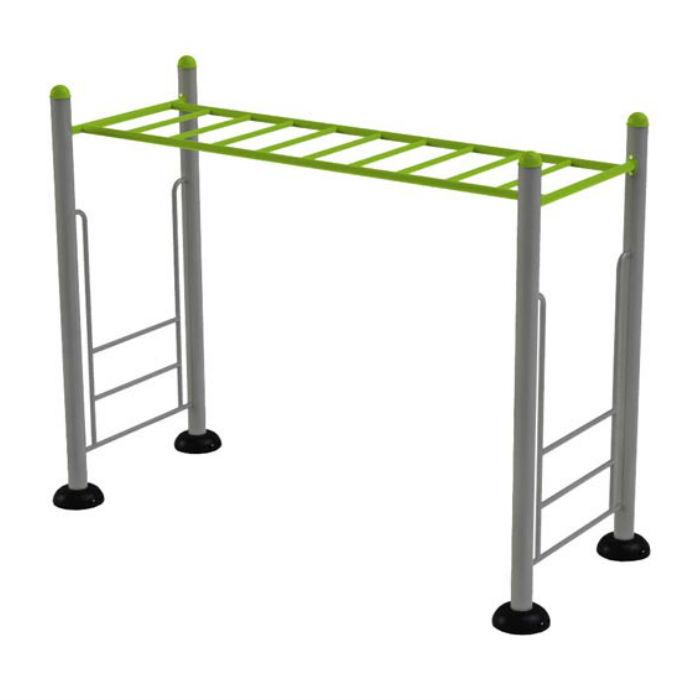 Utegym | Gympaket 10 enheter