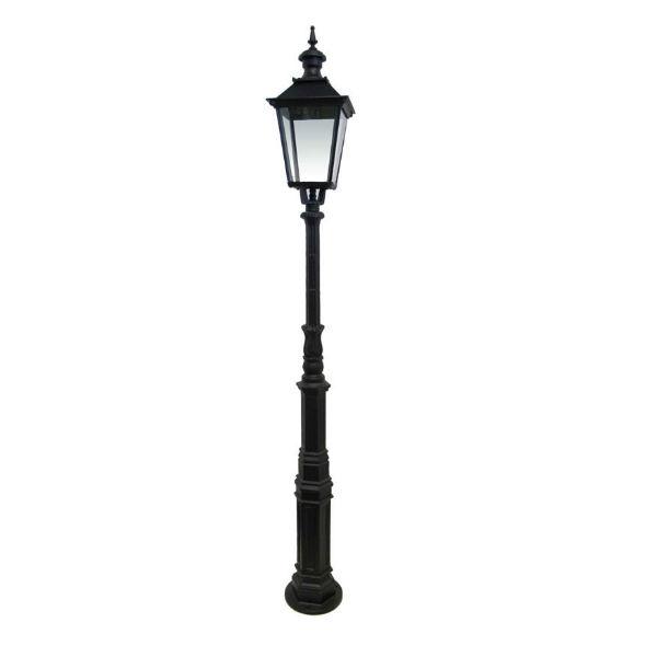 Belysningsstolpar | Lyktstolpe Ljuså S4