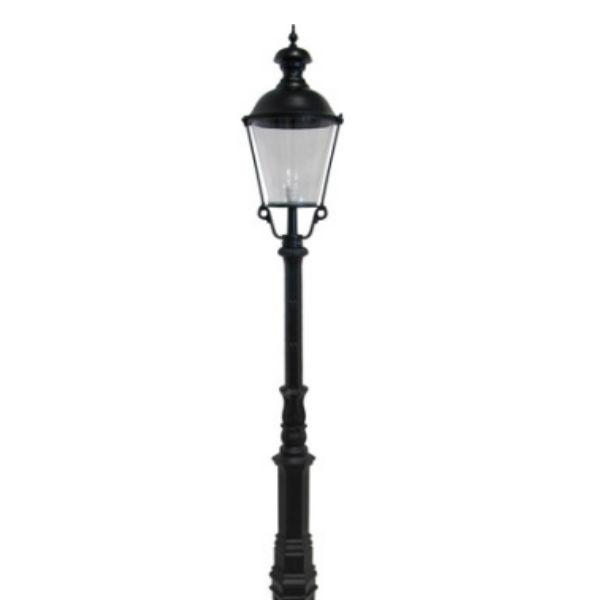 Belysningsstolpar | Lyktstolpe Ljuså S-0-Sv