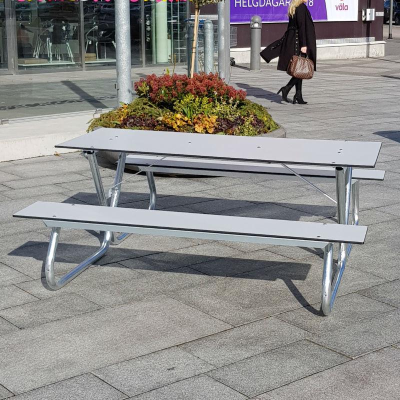 Picknickbord & Parkbord | Robust Picknick i kompakt laminat
