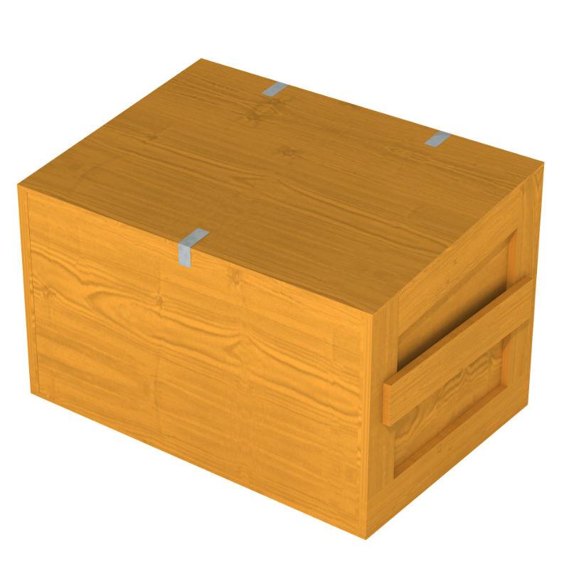 Sandbehållare | Förvaringslåda Box