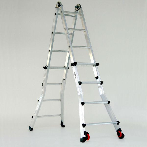 Trappstegar | Teleskopkombi Proff