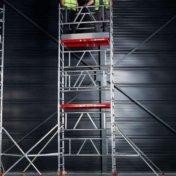 Rullställningar | Ställning MiTower Plus 2,20 meter