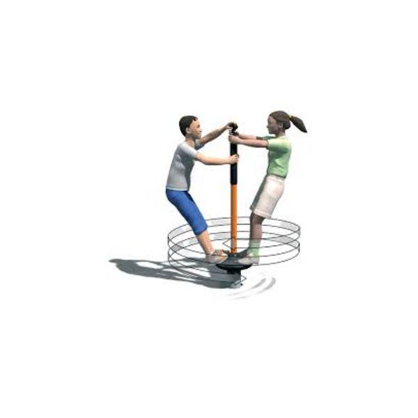 Karuseller | Karusell Pirouette Grön