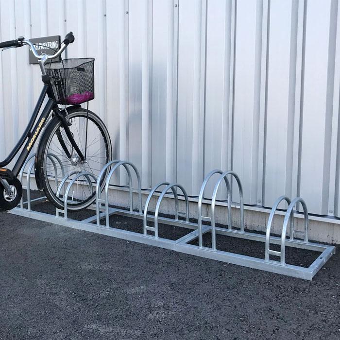Cykelställ   Cykelställ Spin